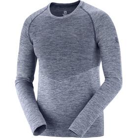 Salomon Allroad T-shirt manches longues sans couture Homme, night sky